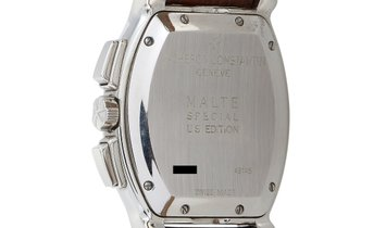 Vacheron Constantin Vacheron Constantin Royal Eagle Malte Stainless Steel 39.5mm Special Edition Wat