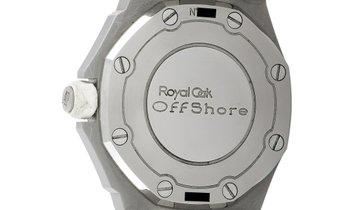 Audemars Piguet Audemars Piguet Royal Oak Offshore Stainless Steel 37 mm Ladies Watch 67540SK