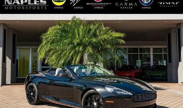 Aston Martin Db9 For Sale Jamesedition