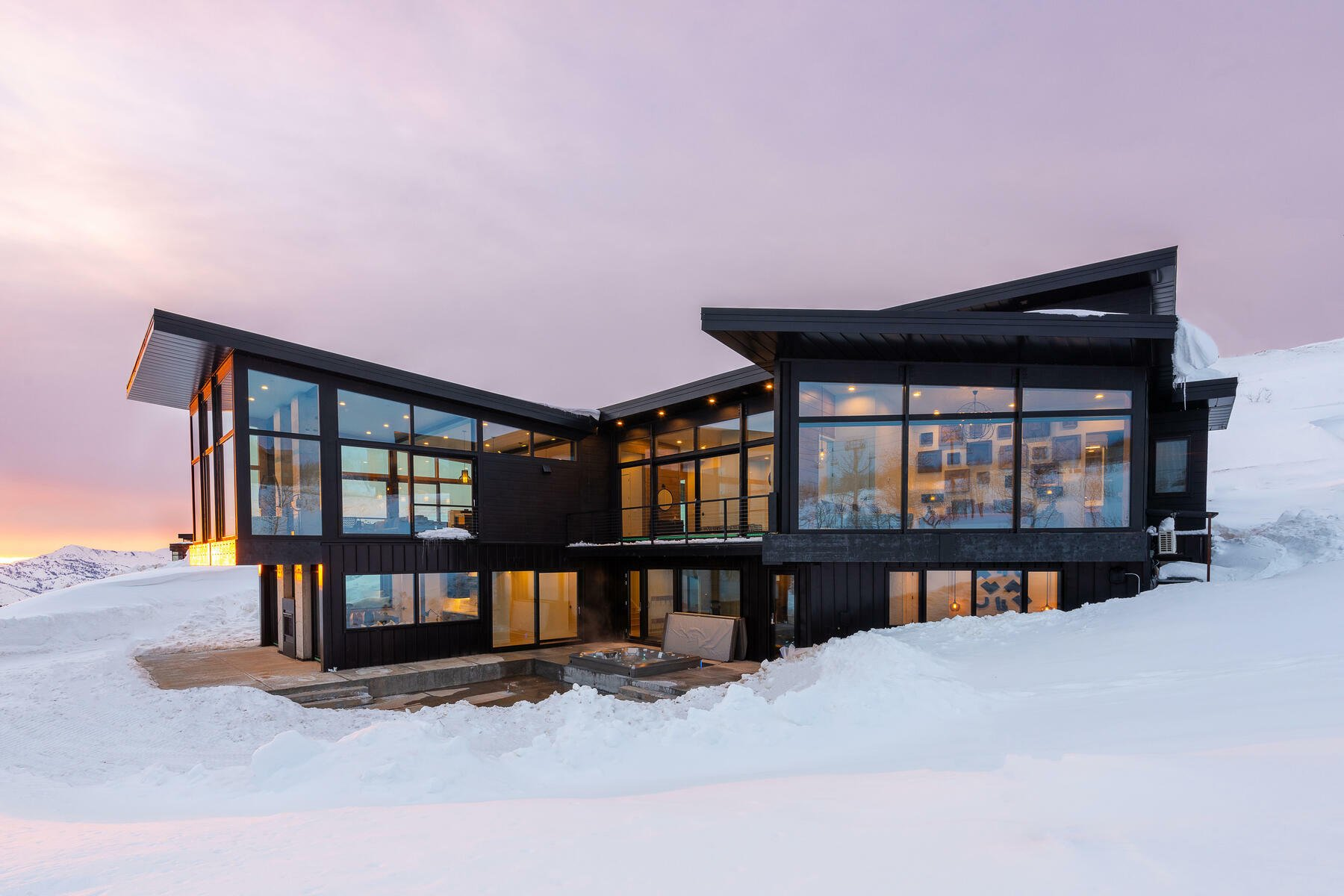 House in Eden, Utah, United States 1