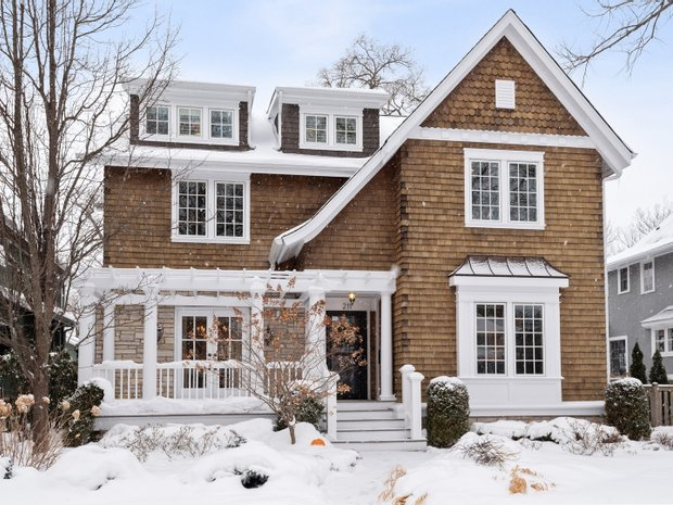 House in Wilmette, Illinois, United States 1