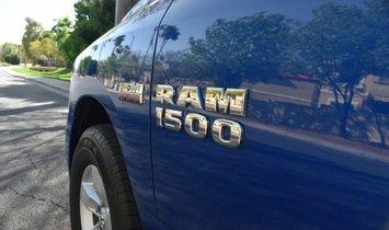 2017 Ram 1500 Crew Cab Tradesman Pickup 4D 5 1/2 ft