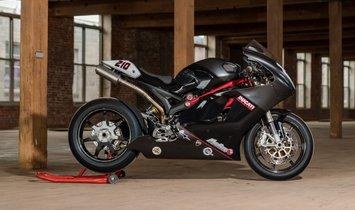 2014 Ducati Monster Race Bike
