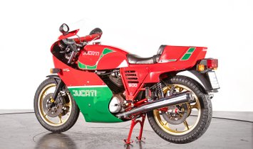 DUCATI 900 MIKE HAILWOOD REPLICA