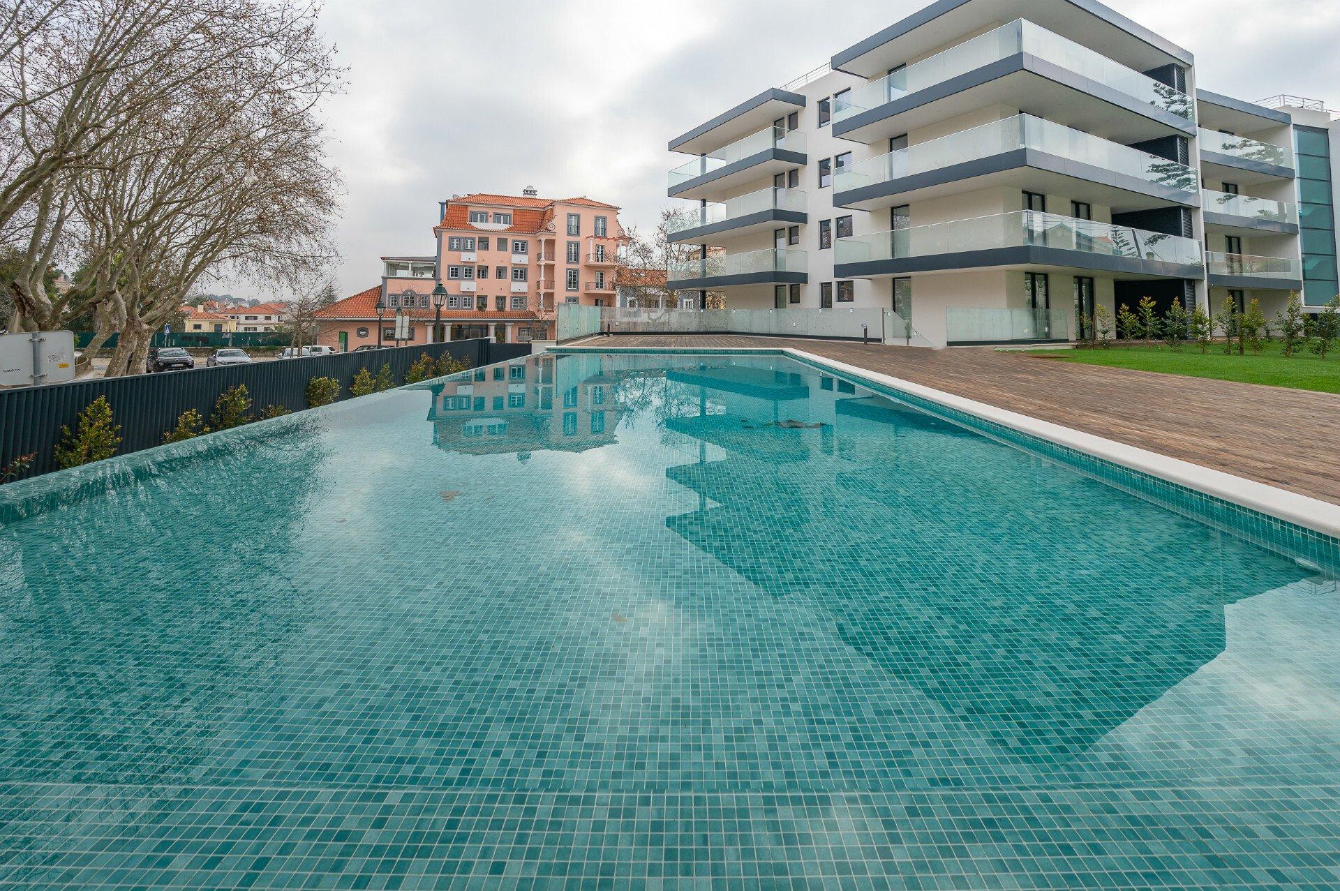 Apartment in Estoril, Lisbon, Portugal 1