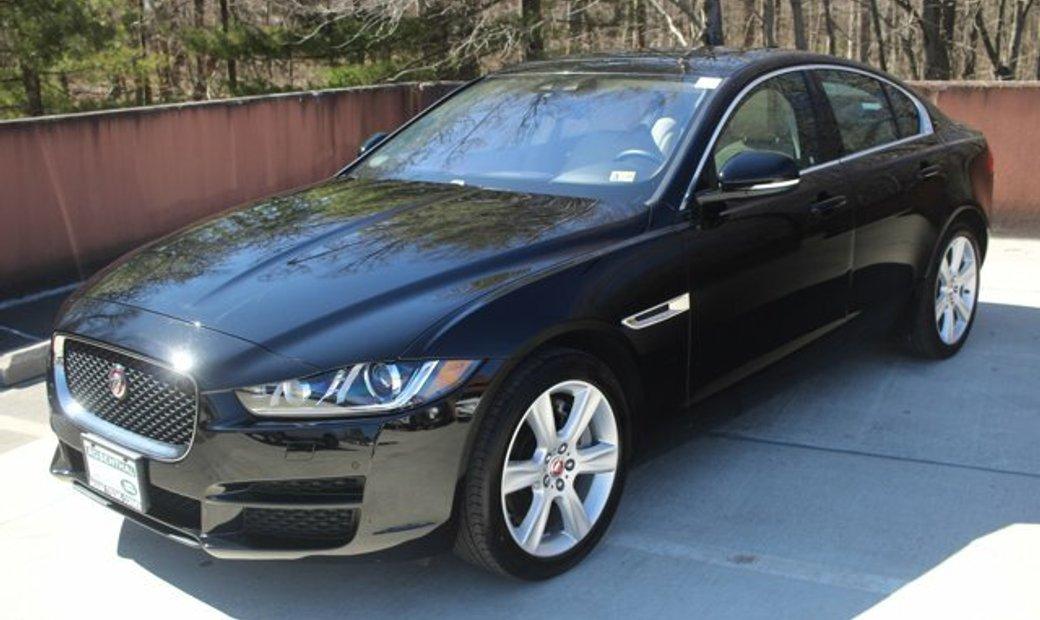 Jaguar XE 25t Prestige