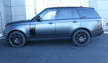 Land Rover Range Rover P525 Westminster