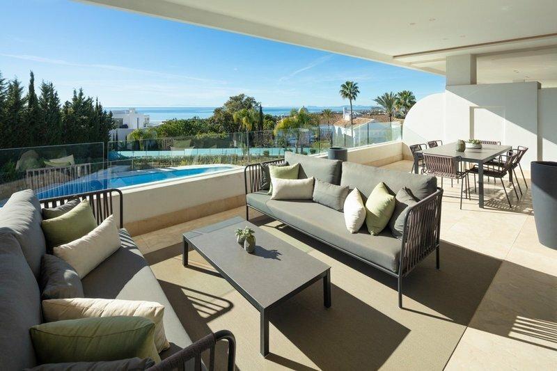 Penthouse en Marbella, Andalucía, España 1 - 11349817
