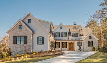 Haus in Milton, Georgia, Vereinigte Staaten 1