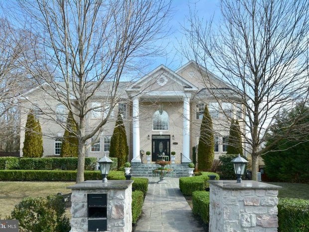 House in Annandale, Virginia, United States 1