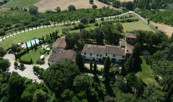 Villa in Rignano sull'Arno, Tuscany, Italy 1
