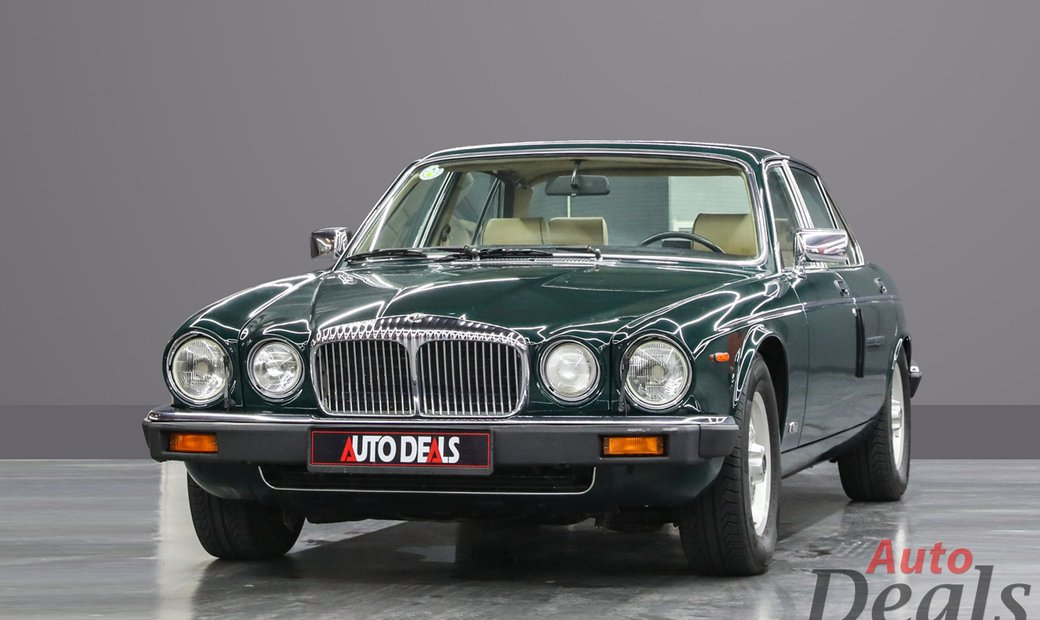 1992 Daimler Double Six
