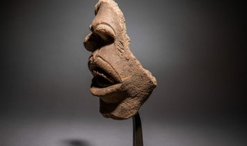 Nok Head Fragment – Nigeria