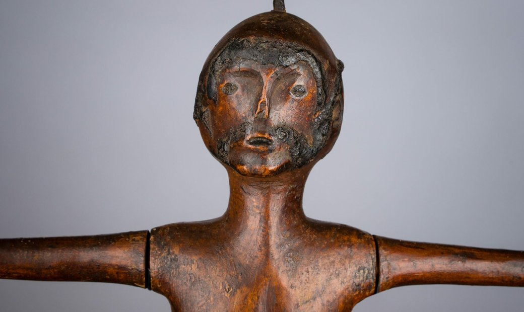 Crucifix – Probably Congo