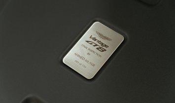 2018 Aston Martin Vantage GT8