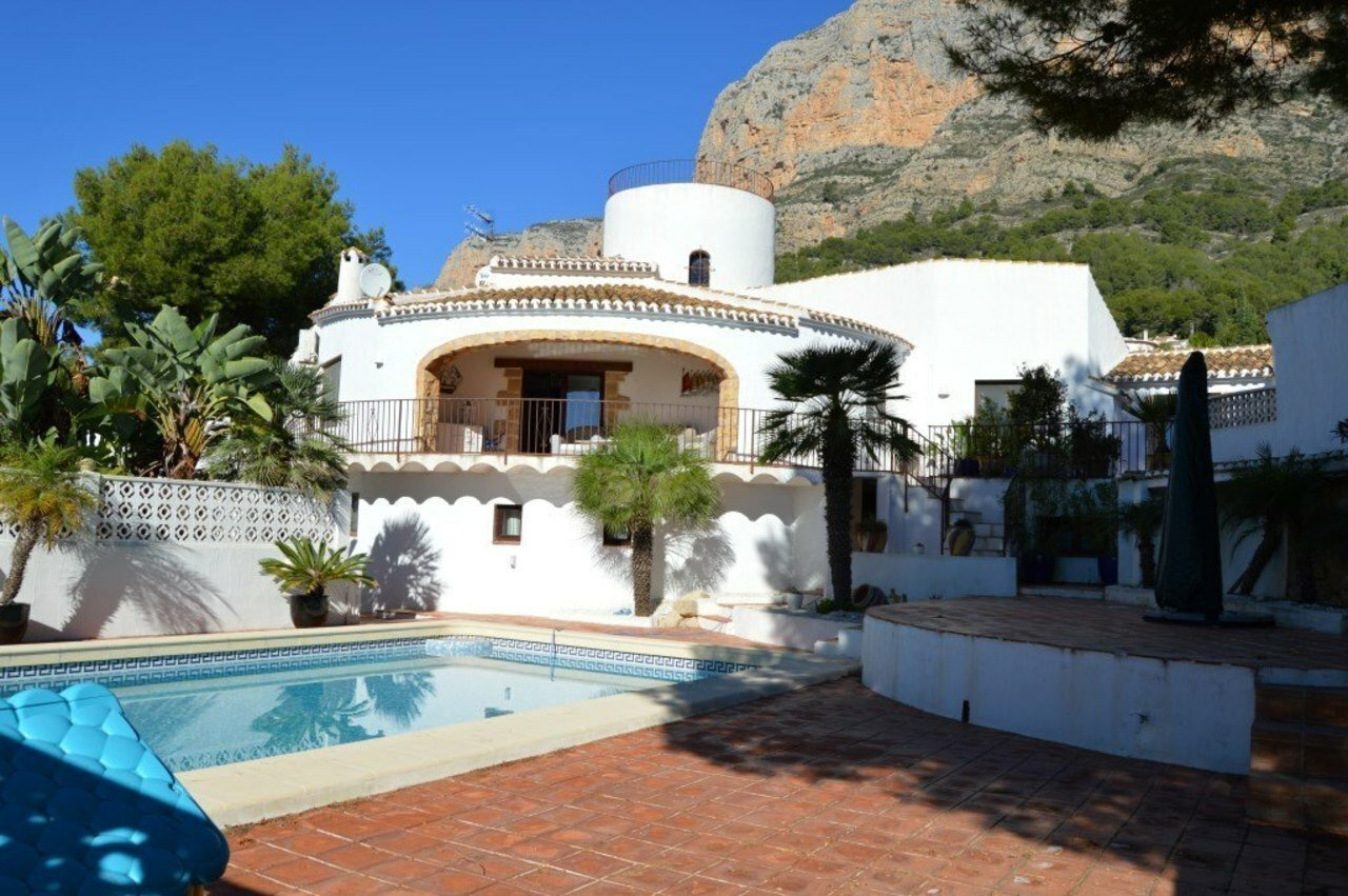 Villa in Xàbia, Valencian Community, Spain 1
