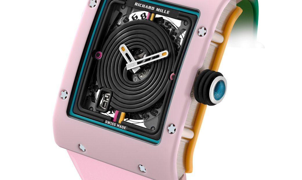 Richard Mille [NEW] RM 16-01 Réglisse BonBon Collection