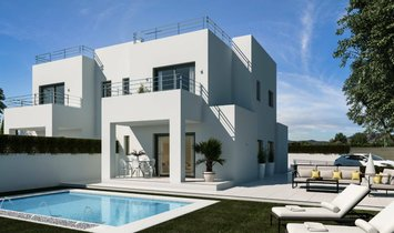 Haus in La Marina del Pinet, Land Valencia, Spanien 1