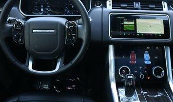 Land Rover Range Rover Sport 4DR SUV SC V8