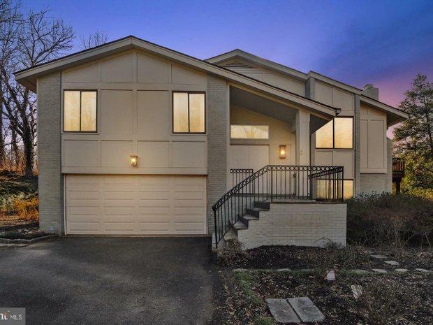 House in Arlington, Virginia, United States 1