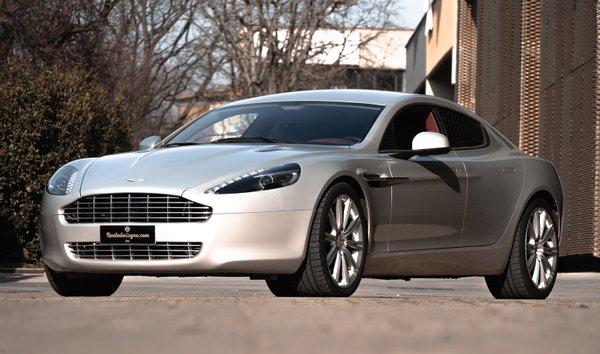 Grey Aston Martin Rapide For Sale Jamesedition