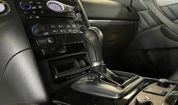 2017 INFINITI QX70 3.7 Sport Utility 4D