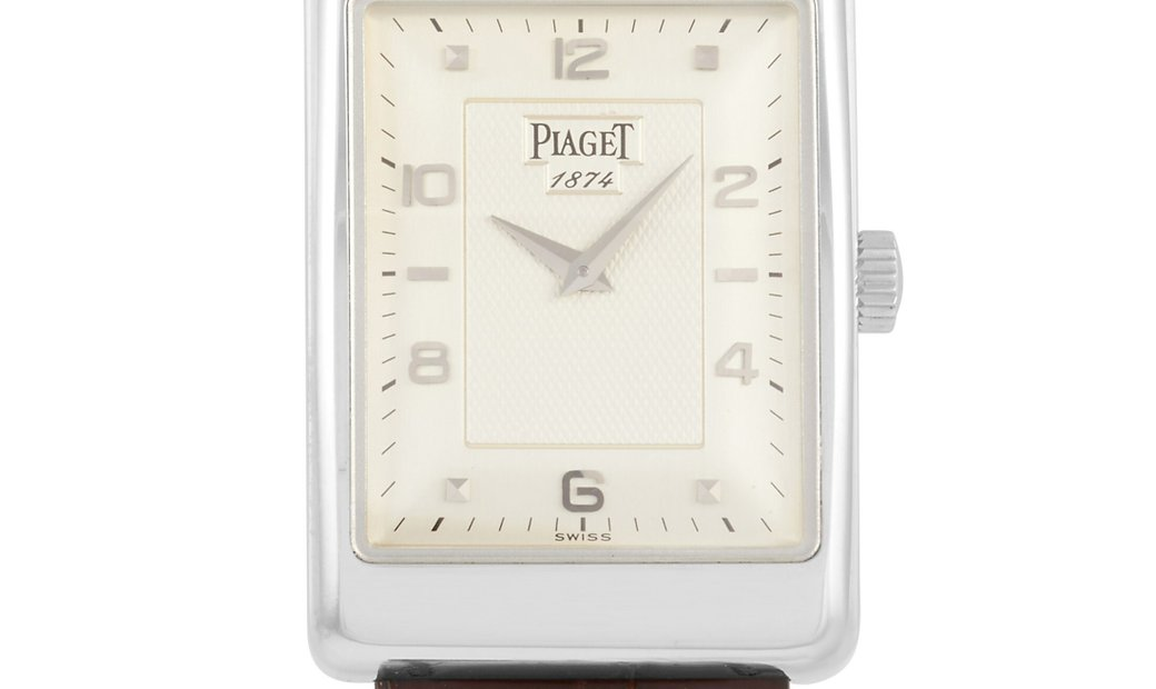 Piaget Piaget 1874 18K White Gold 36mm Watch 806065