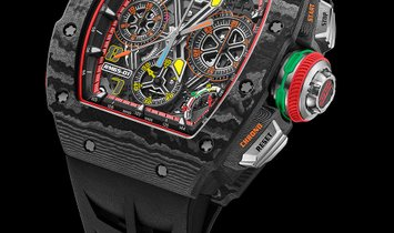 Richard Mille [NEW] RM 65-01 Automatic Split-Seconds Chronograph
