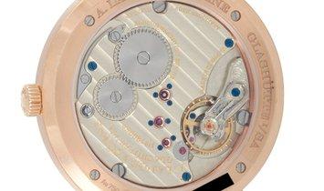 A. Lange & Sohne A. Lange & Sohne Lange Saxonia Thin 37mm Rose Gold Watch 201.033