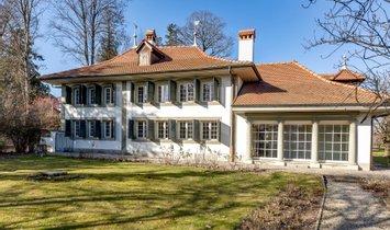 House in Givisiez, Fribourg, Switzerland 1