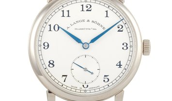 A. Lange & Sohne A. Lange & Sohne Lange 1815 38.5mm White Gold Watch 235.026