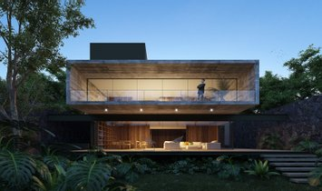 House in Mexico City, Mexico 1