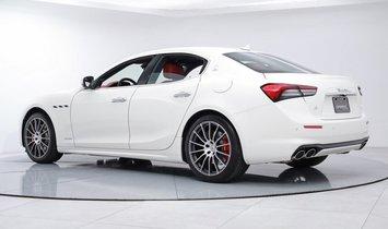 Maserati Ghibli S GranLusso
