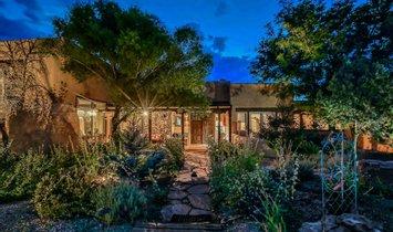 House in El Prado, New Mexico, United States 1