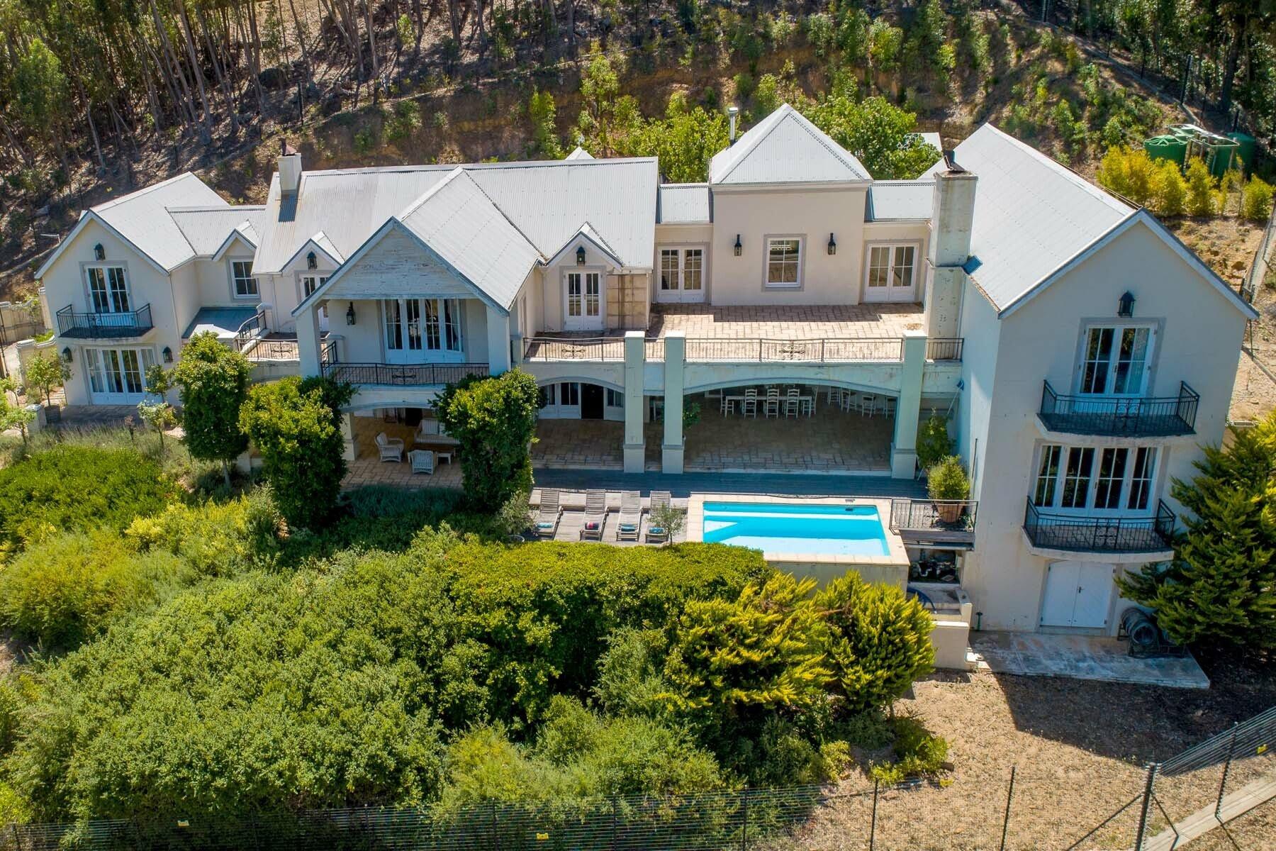Franschhoek, Western Cape, South Africa 1 - 11358655