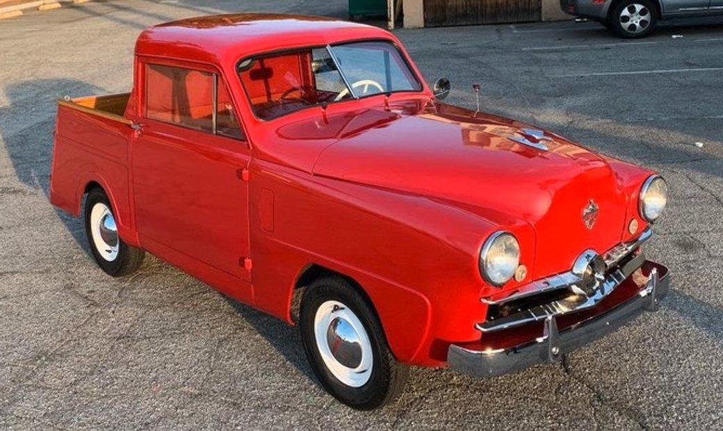 1951 Crosley CD Pickup