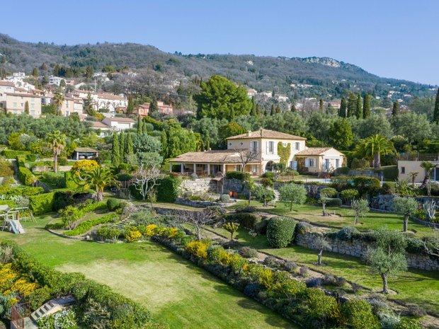 House in Magagnosc, Provence-Alpes-Côte d'Azur, France 1