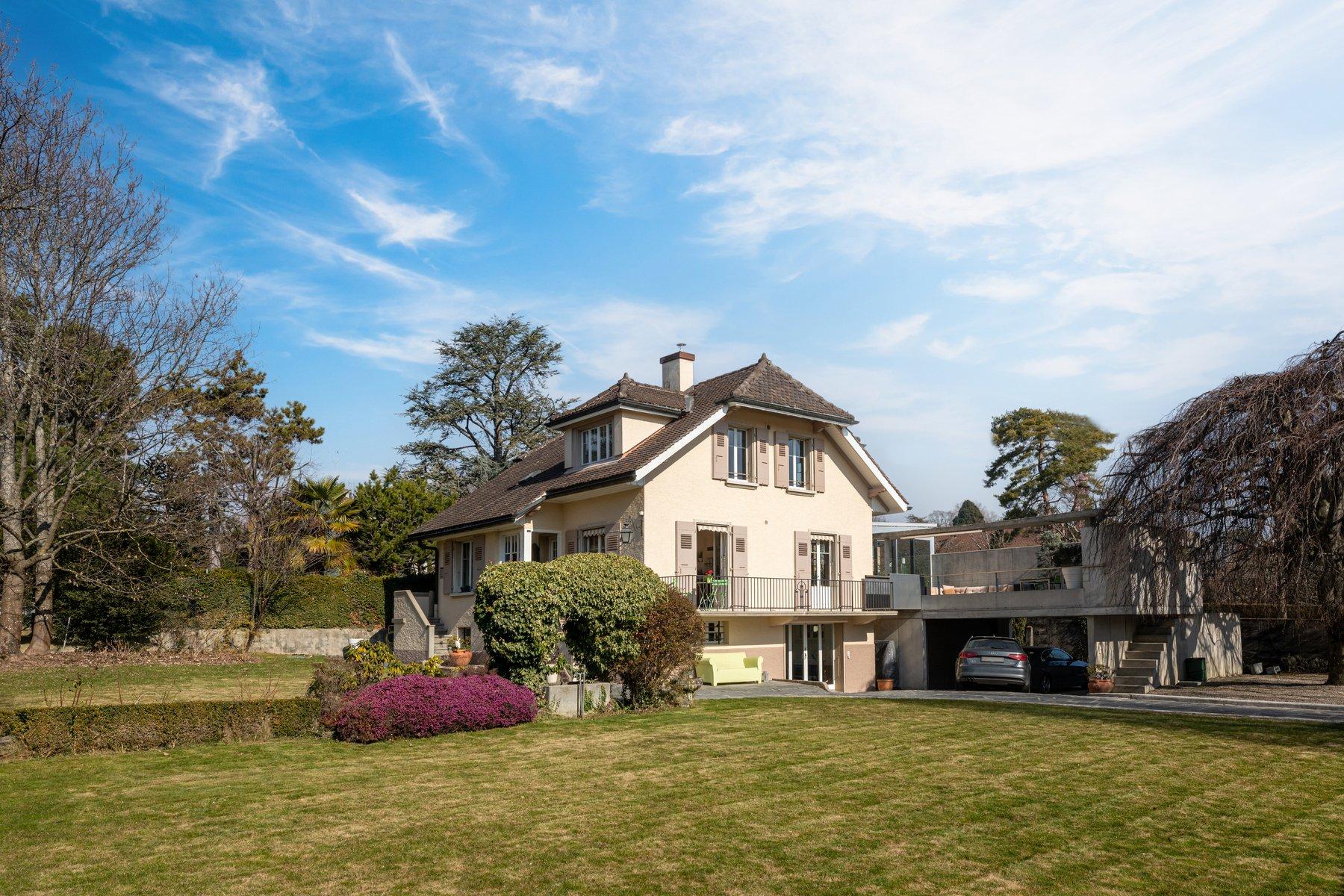 House in Prangins, Vaud, Switzerland 1 - 11358682