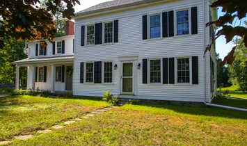 Casa a Sandisfield, Massachusetts, Stati Uniti 1