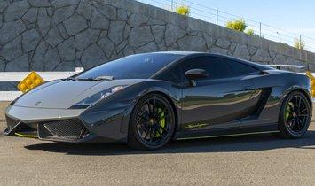 2008 Lamborghini Gallardo Superleggera Coupe 2D