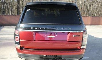 Land Rover Range Rover SV Autobiography