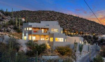 Huis in Tucson, Arizona, Verenigde Staten 1