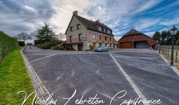 Haus in Athis-Val-de-Rouvre, Normandie, Frankreich 1