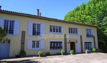 House in Carcassonne, Occitanie, France 1
