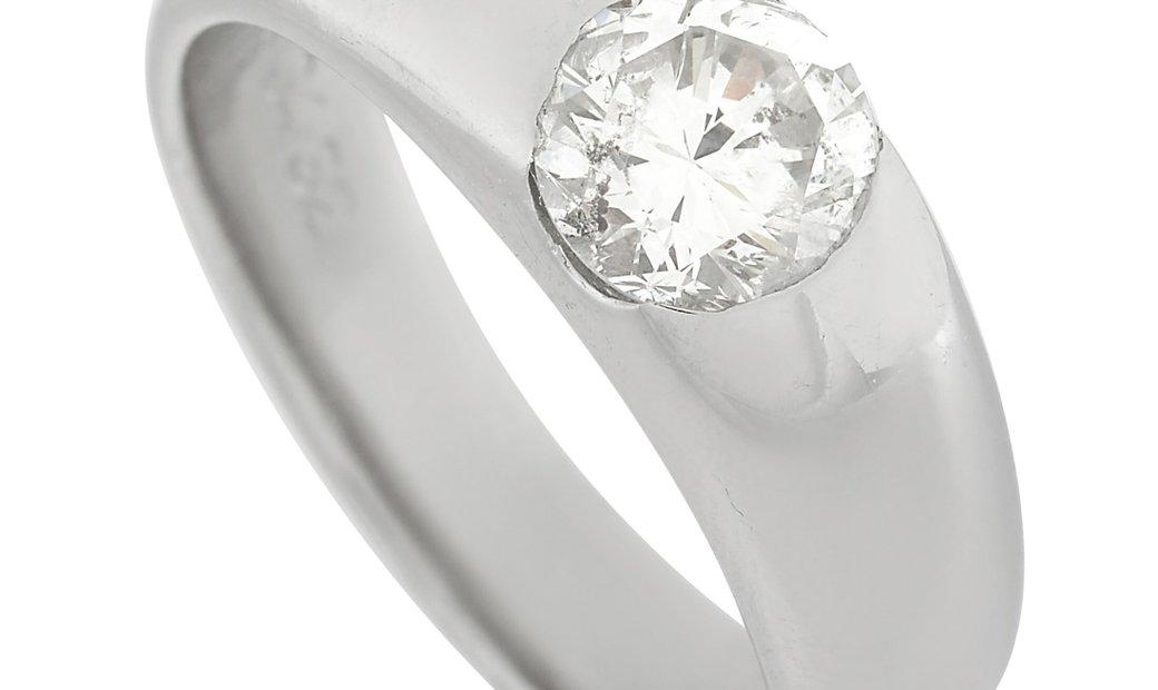LB Exclusive LB Exclusive Platinum 1.01 ct Diamond Ring