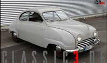 1953 Saab 92