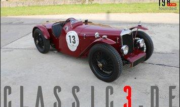 1934 Riley Nine