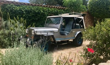 1979 Willys Jeep