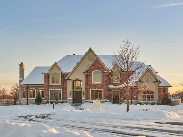 House in Oak Brook, Illinois, United States 1