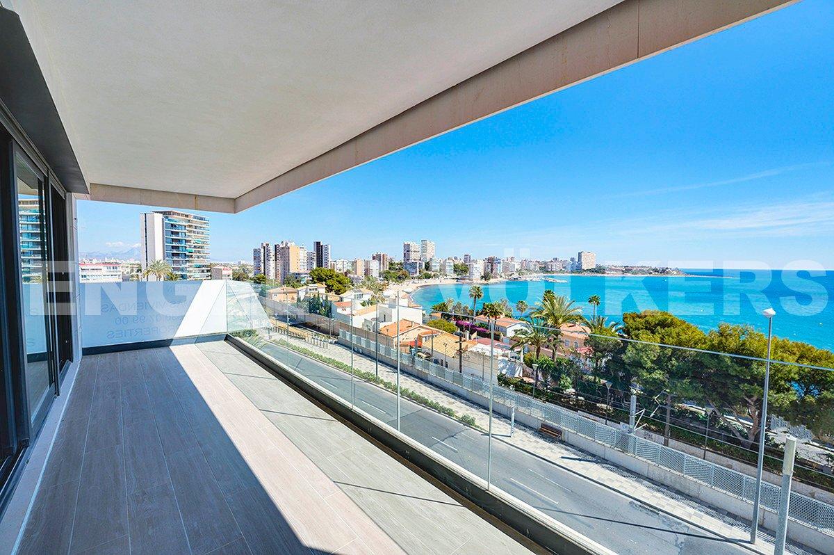 Apartment in Alicante, Valencian Community, Spain 1 - 10855436